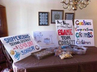 Statewide Bake Sale 2012
