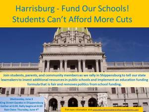 Fund Our Schools Flyer